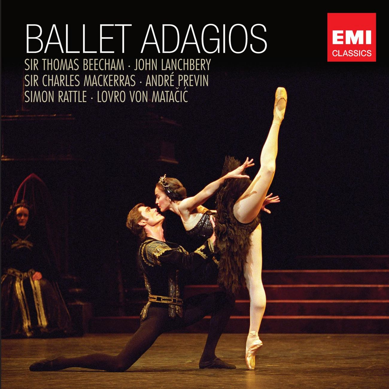 Giselle (1996 Remastered Version), Act II: No.13 Albrecht appears