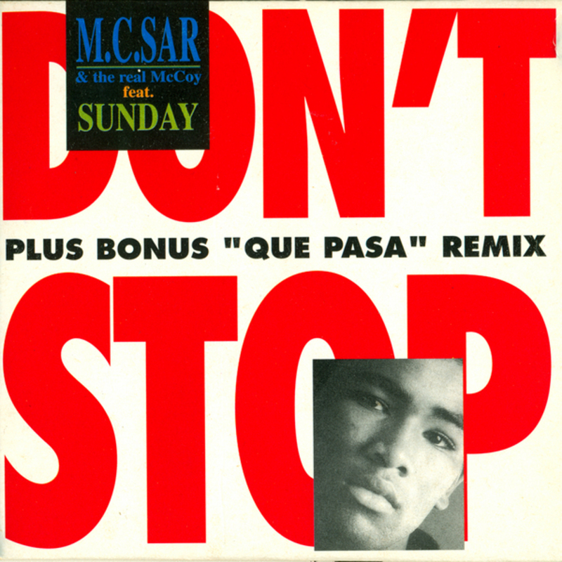 Don't Stop (Club Mix)