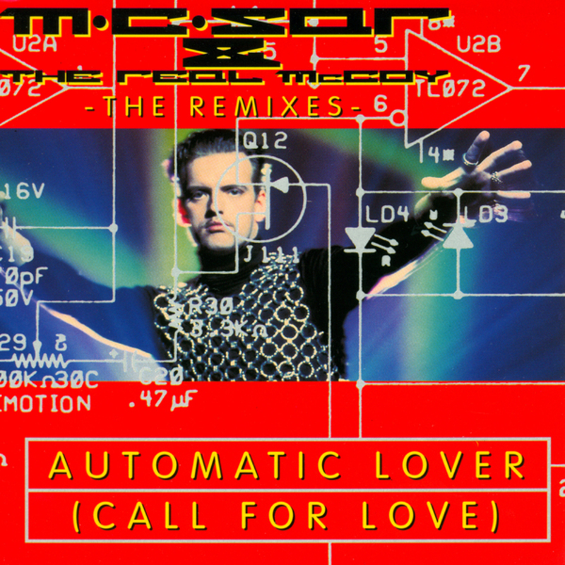 Automatic Lover (Call For Love) (Airplay Remix)