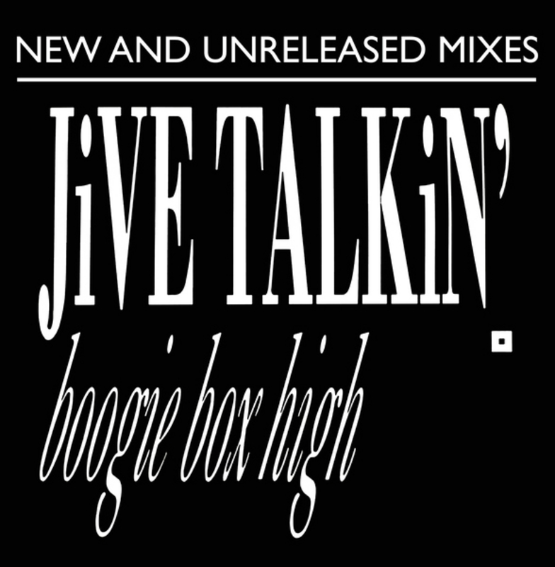 Jive Talkin' (Spreadlove 4-To-The-Floor)