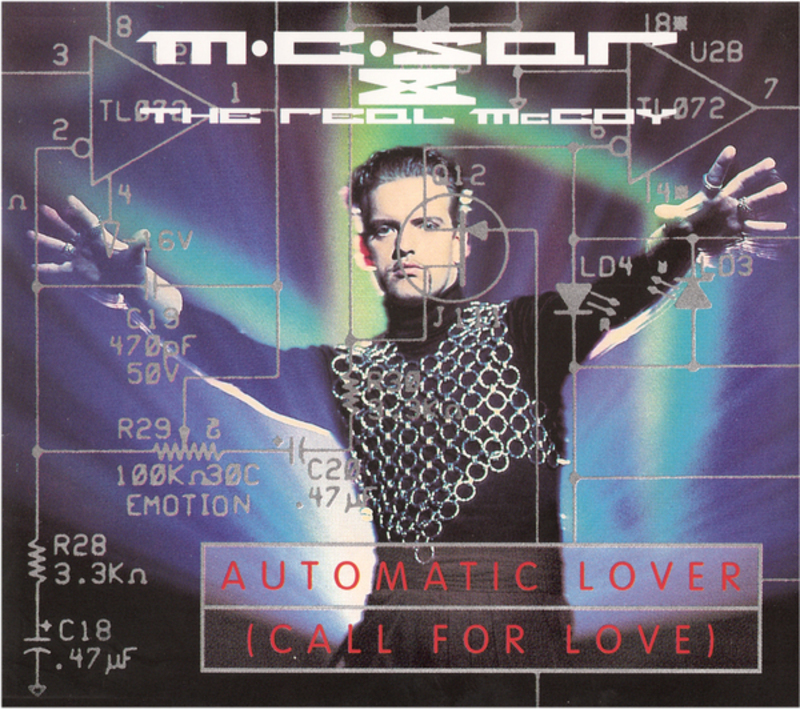 Automatic Lover (Call For Love) (Radio Mix)