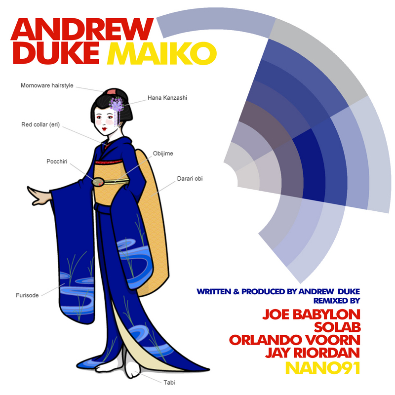 Maiko (Jay Riordan's Hard as Nails Mix)