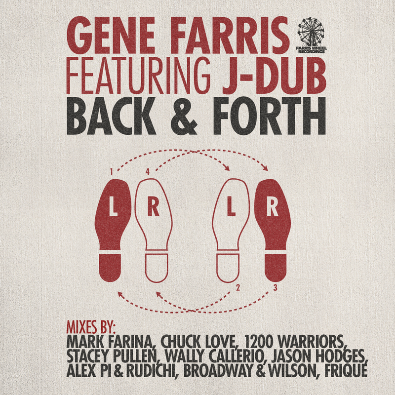 Back & Forth (Mark Farina's Waterfront Vocal Mix)