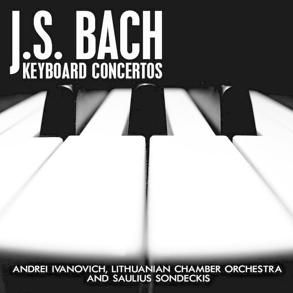 Concerto No. 5 in F Minor for Keyboard and Orchestra, BWV 1056: III. Presto