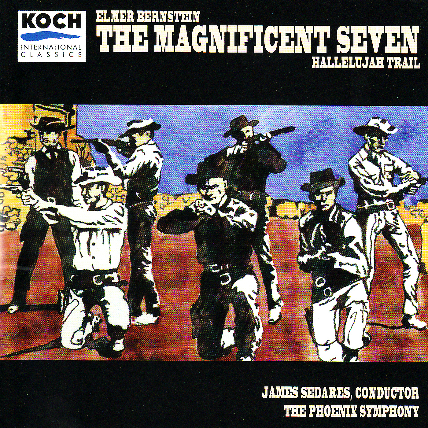 The Magnificent Seven: Defeat: Slow And Dark