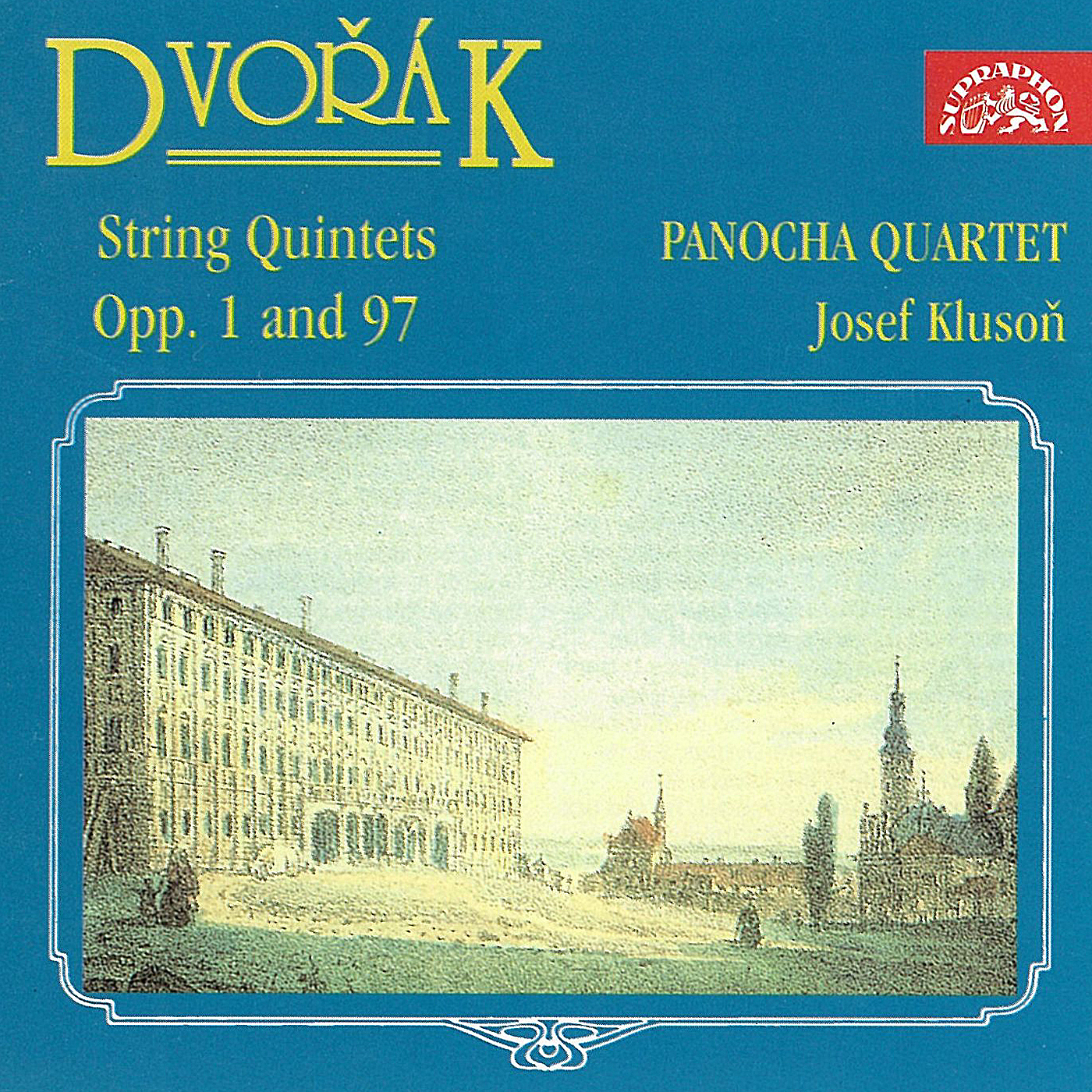 String Quintet for 2 Violin, 2 Violas and Cello in E flat major, Op. 97 (B. 180), III. Larghetto