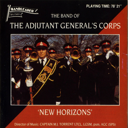 Adjutant General Corps Quick March: 'Pride of Lions'