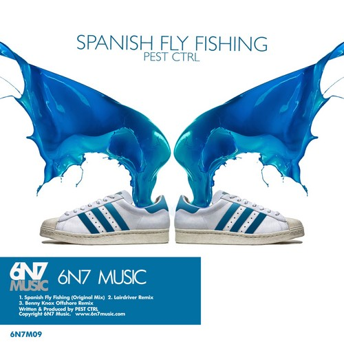 Spanish Fly Fishing