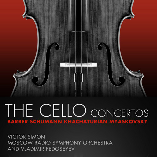 Concerto In C Minor For Cello and Orchestra, Op. 66: Ii. Allegro Vivace