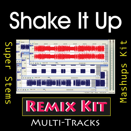 Shake It Up (128 BPM Drums Only Tribute To Selena Gomez)
