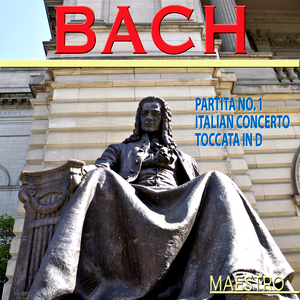 Partita No. 1 In B-Flat Major, BWV 825, Allemande