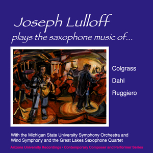 Ruggiero: Concerto for Soprano Saxophone and Orchestra: 3. Time Shifts - Remembrances