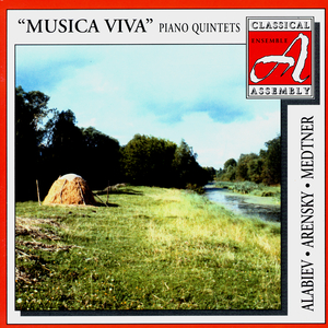 A.Arensky. Piano Quintet in D major, Op.51. IV - Finale (Fuga): Allegro moderato