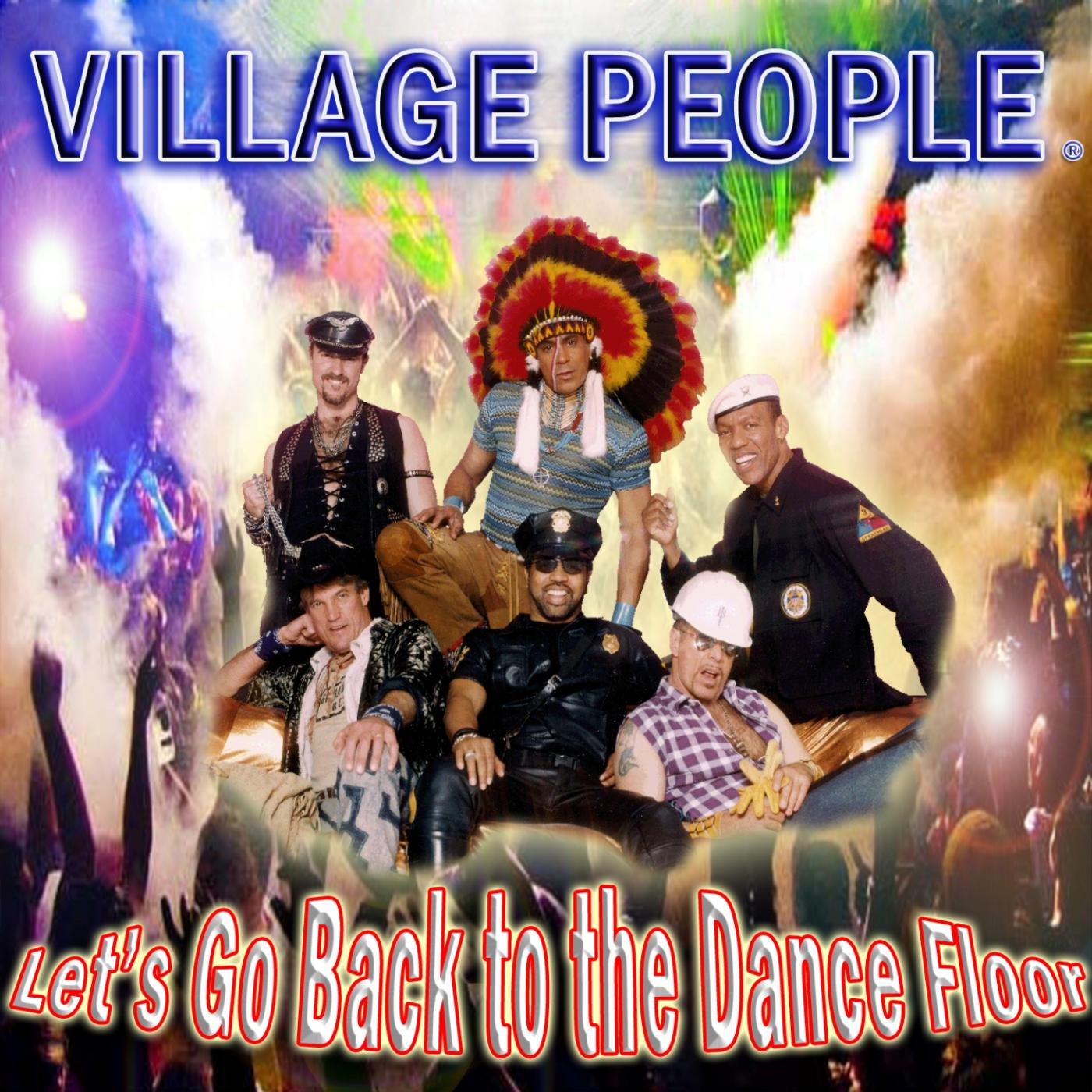 Let's Go Back to the Dance Floor( John LePage-Brian Cua Radio Mix)