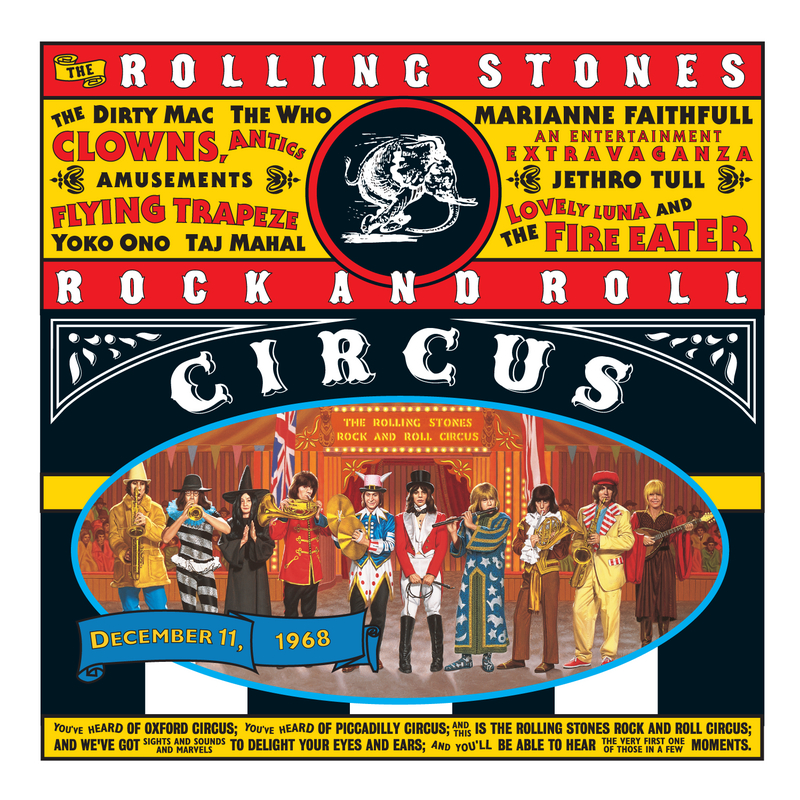 Mick Jagger's Introduction of Rock and Roll Circus