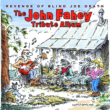 Thinking of John Fahey