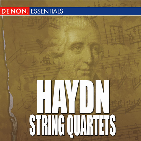 String Quartet No. 5 Op. 64 D Major - Finale: Vivace