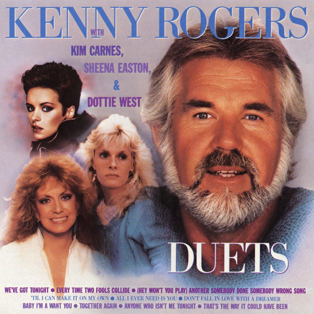 Listen Free to Kenny Rogers & Kim Carnes - Don't Fall In ...