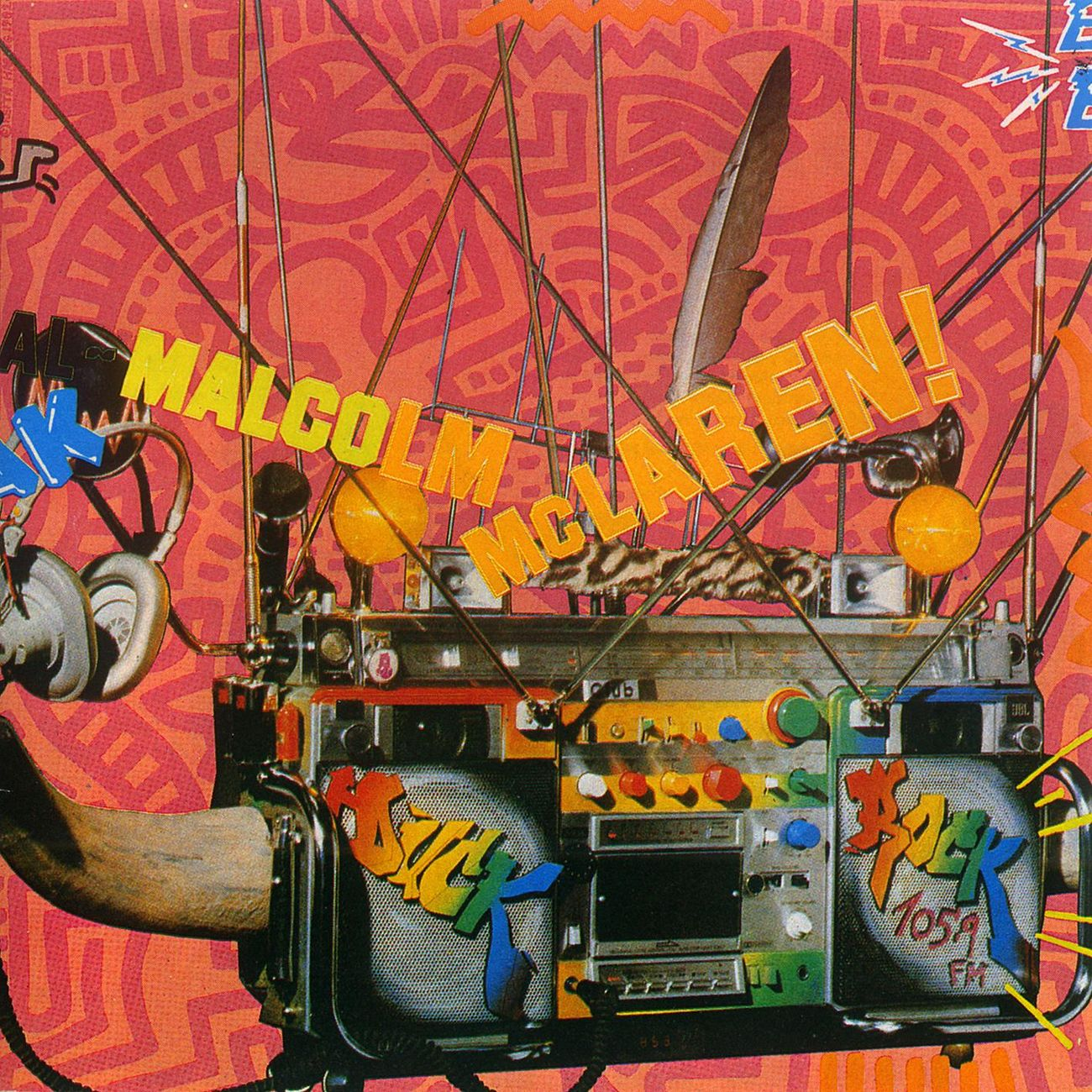 Listen Free To Malcolm Mclaren Double Dutch Radio