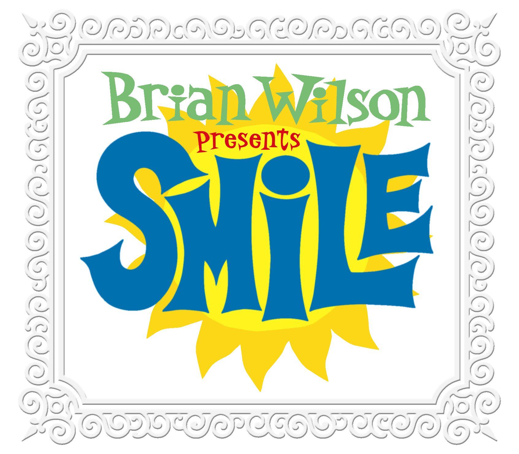 Brian Wilson Presents Smile - album cover