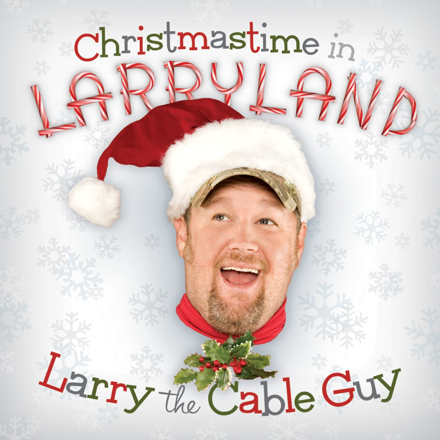 Listen Free to Larry the Cable Guy - Dysfunctional Family Christmas ...