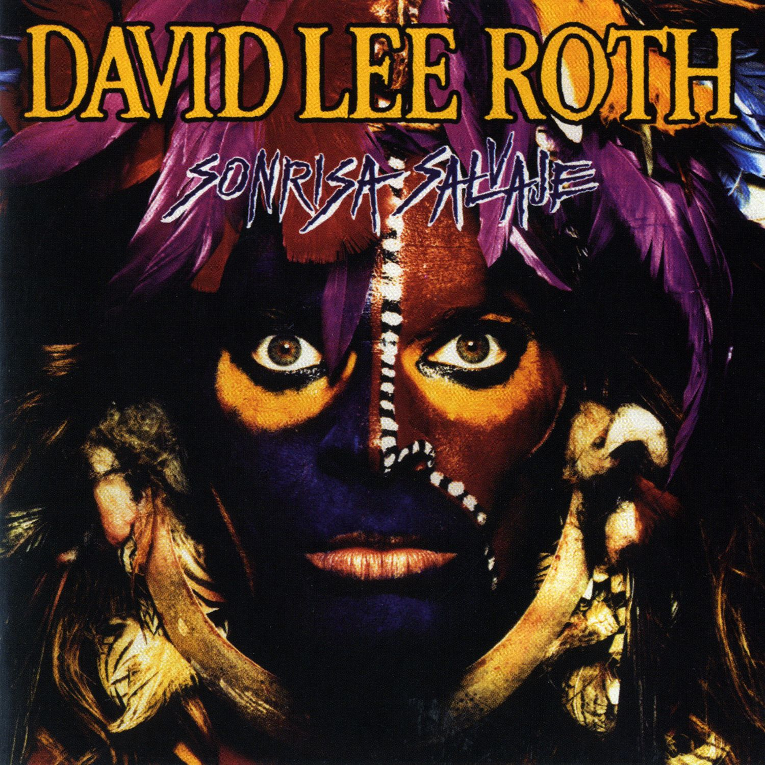 Download mp3 full flac album vinyl rip Yankee Rose - David Lee Roth - Eat Em And Smile (CD, Album)