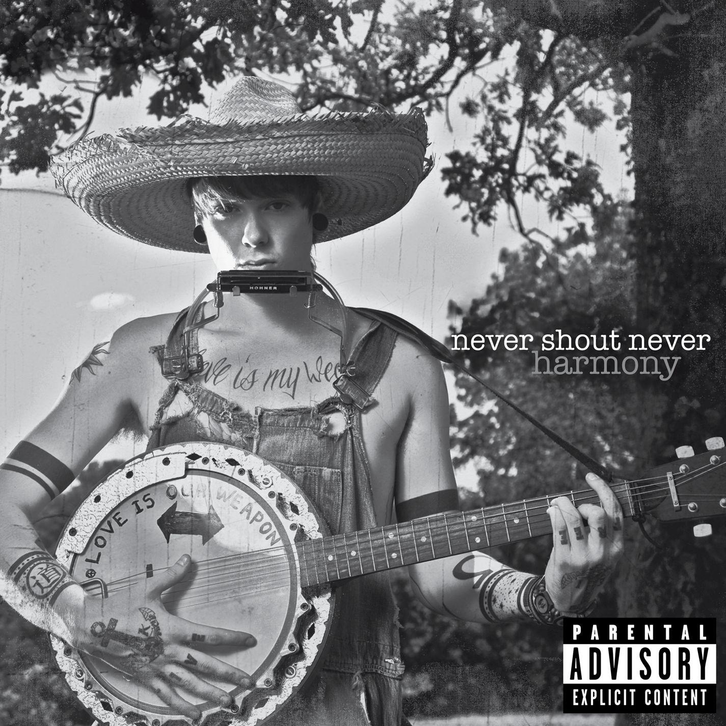 Listen Free To Never Shout Never Cheatercheaterbestfriendeater