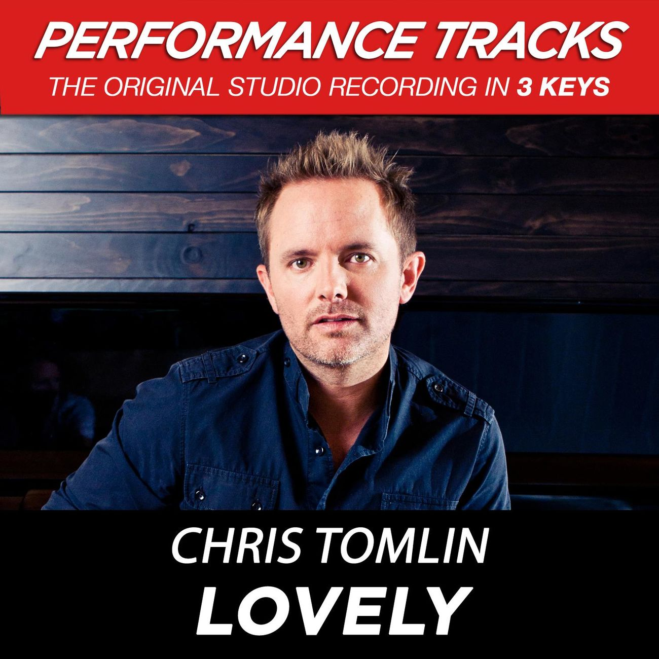 Lovely (Medium Key Performance Track With Background Vocals)