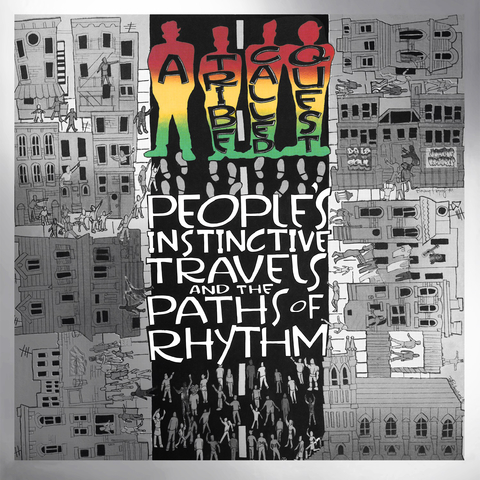 Listen Free To A Tribe Called Quest Bonita Applebum