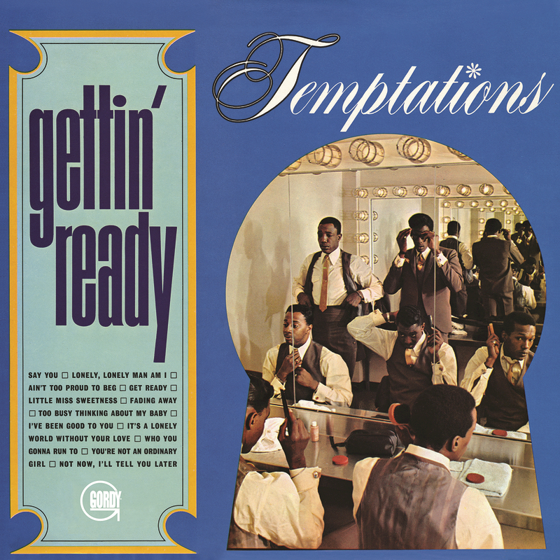 Listen Free to The Temptations - Ain't Too Proud To Beg Radio ...