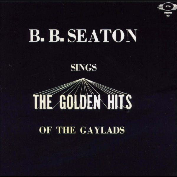 B.B. Seaton B. B. Seaton and The Now Generation The Whole World's Down On Me - For The Good Times