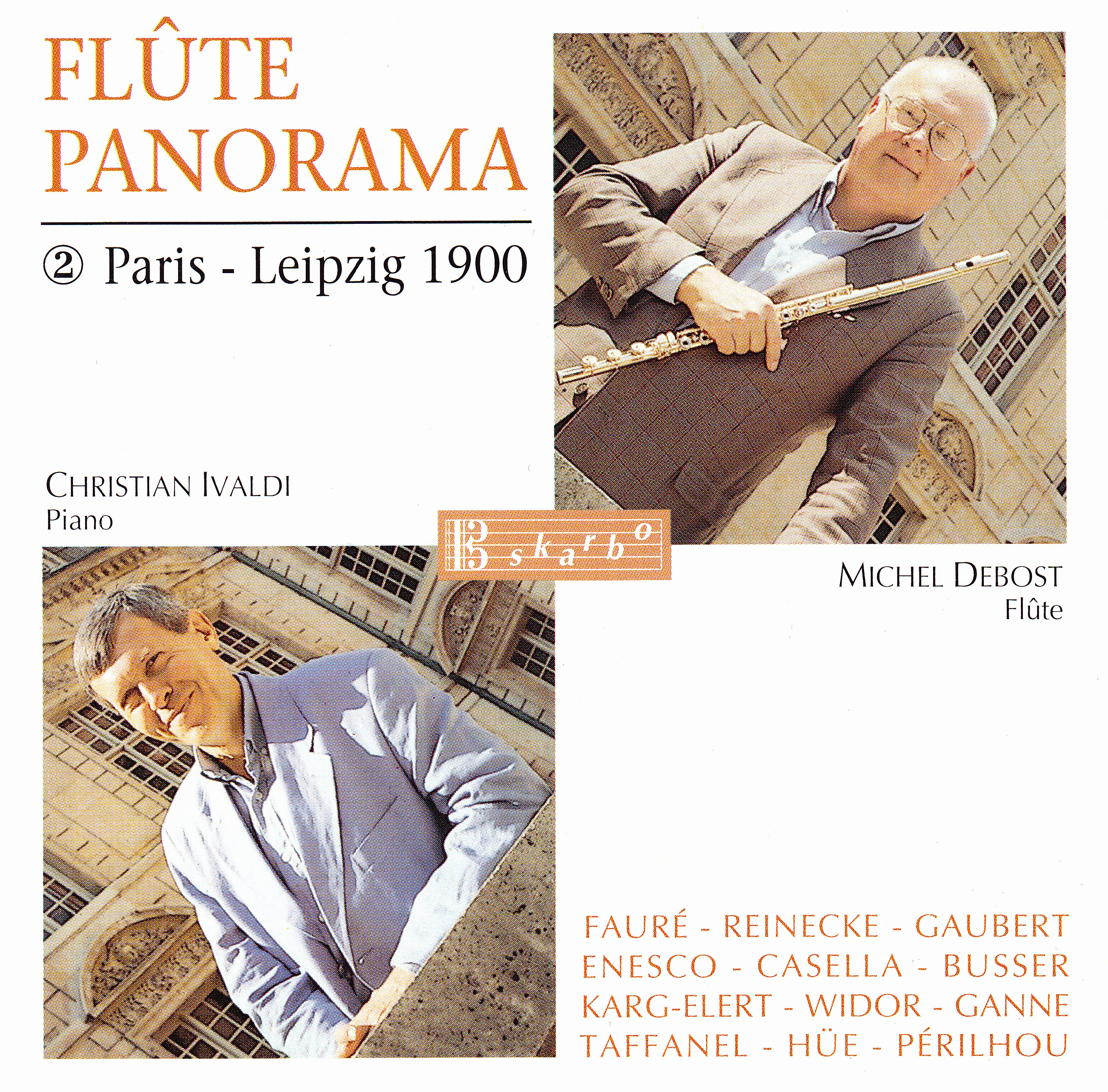 Fantaisie, Op. 79, Fantaisie, Op. 79: I. Andantino - II. Allegro [version for flute and piano]