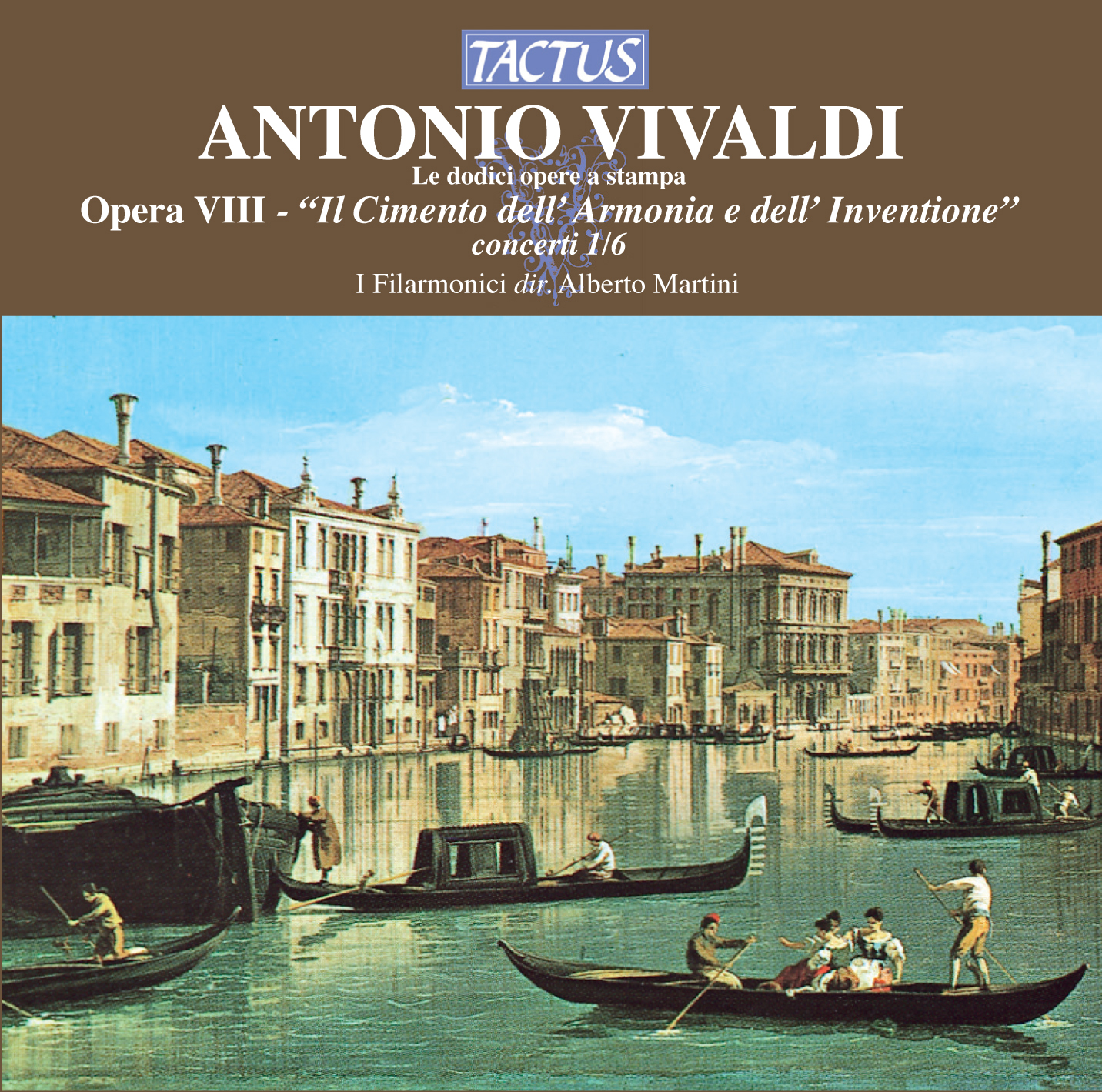 "Violin Concerto in E-Flat Major, Op. 8, No. 5, RV 253, ""La tempesta di mare"", Violin Concerto in E-Flat Major, Op. 8, No. 5, RV 253, ""La tempesta di mare"": I. Presto"