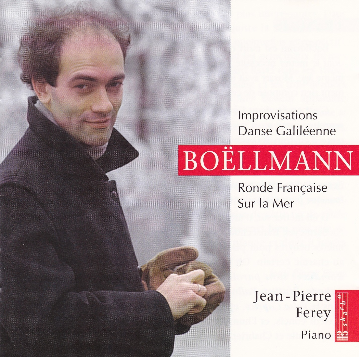 10 Improvisations, Op. 28, 10 Improvisations, Op. 28: Improvisation No. 9