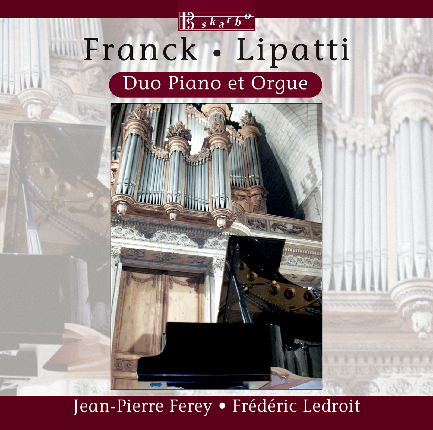 Concerto for Organ and Piano, Concerto for Organ and Piano: I. Allegretto