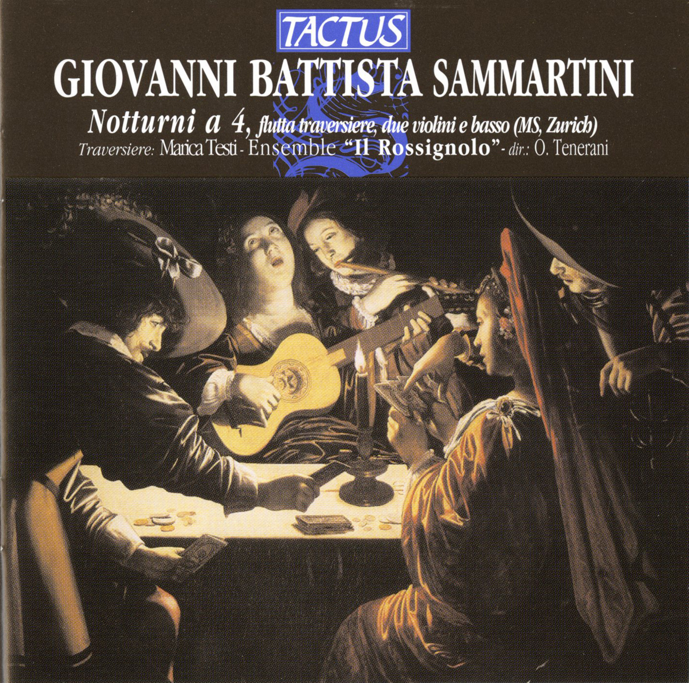 Sonata call'd Notturni in G Major, Op. 9, No. 1, Sonata call'd Notturni in G Major, Op. 9, No. 1: II. Spiritoso