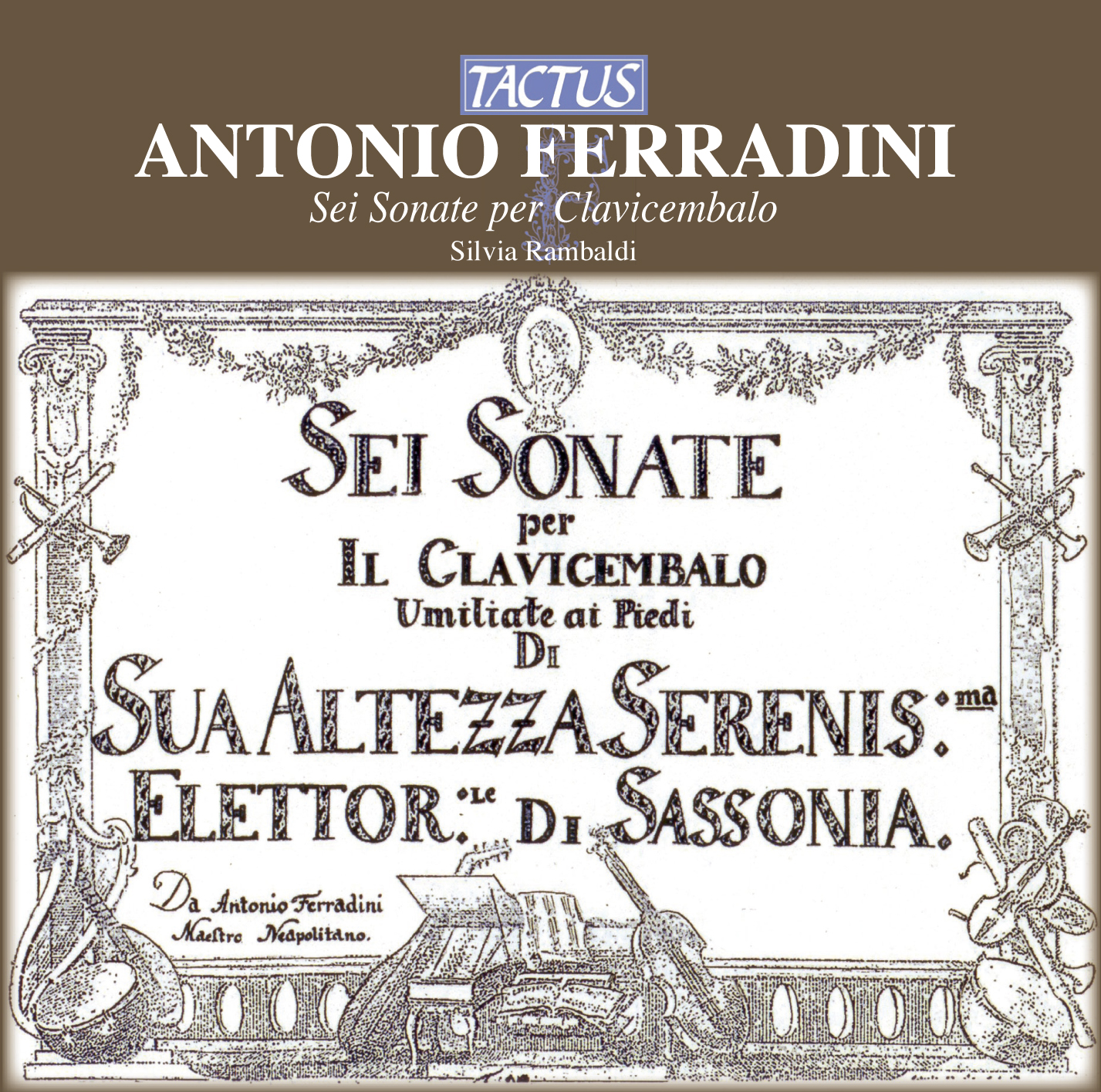 Keyboard Sonata No. 1, Keyboard Sonata No. 1: IV. La clochette, Allegro di molto