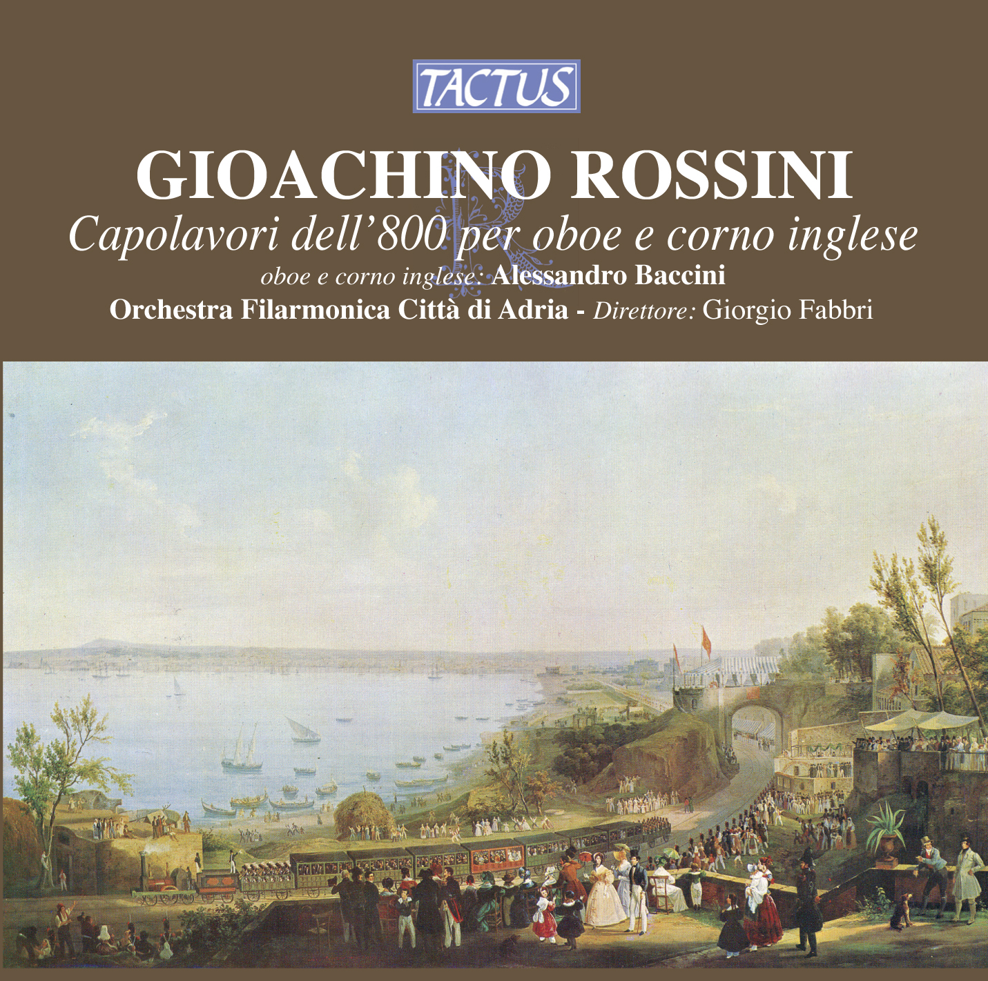 Variations in E Major on Non più mesta from Rossini's La Cenerentola (arr. for oboe and string orchestra), Variations in E Major on Non piu mesta from Rossini's La Cenerentola (arr. for oboe and string orchestra)