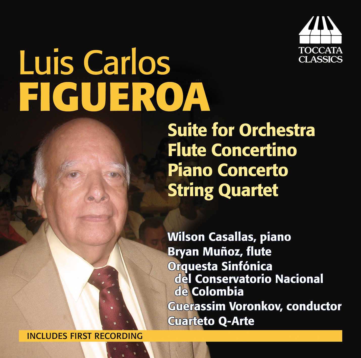 Concertino for Flute, String Orchestra and Timpani, Concertino for Flute, String Orchestra and Timpani: III. Allegro