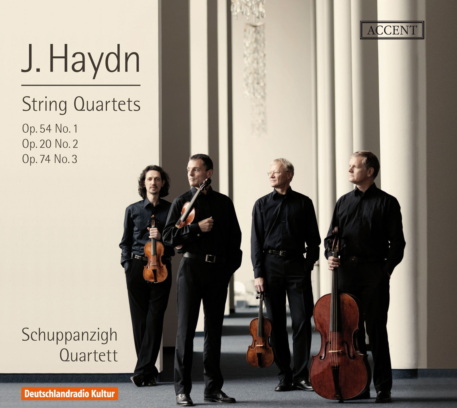 String Quartet No. 43 in G Major, Op. 54, No. 1, Hob.III:58, String Quartet No. 43 in G Major, Op. 54, No. 1, Hob.III:58: II. Allegretto