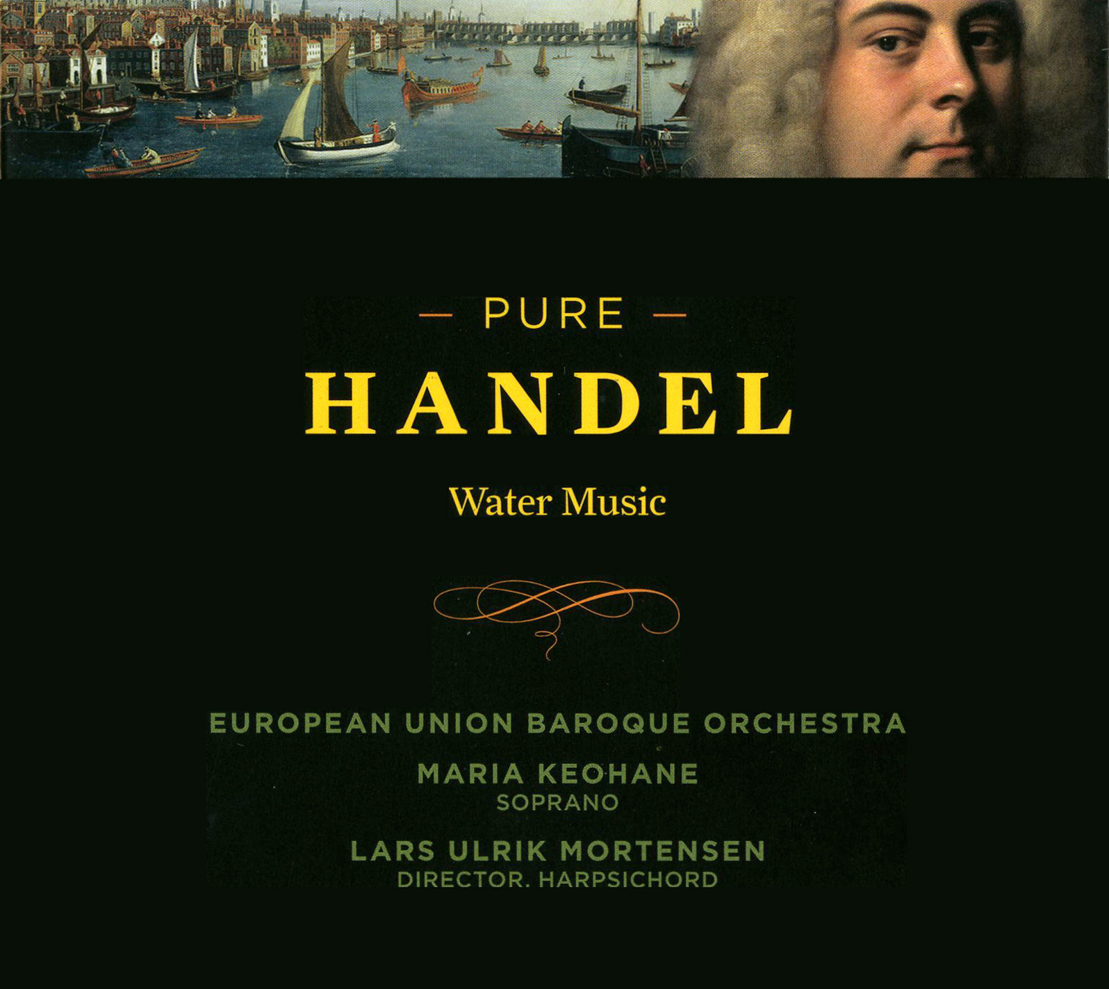 Water Music Suite No. 2 in F Major, HWV 348, Water Music Suite No. 2 in F Major, HWV 348: II. Adagio e staccato