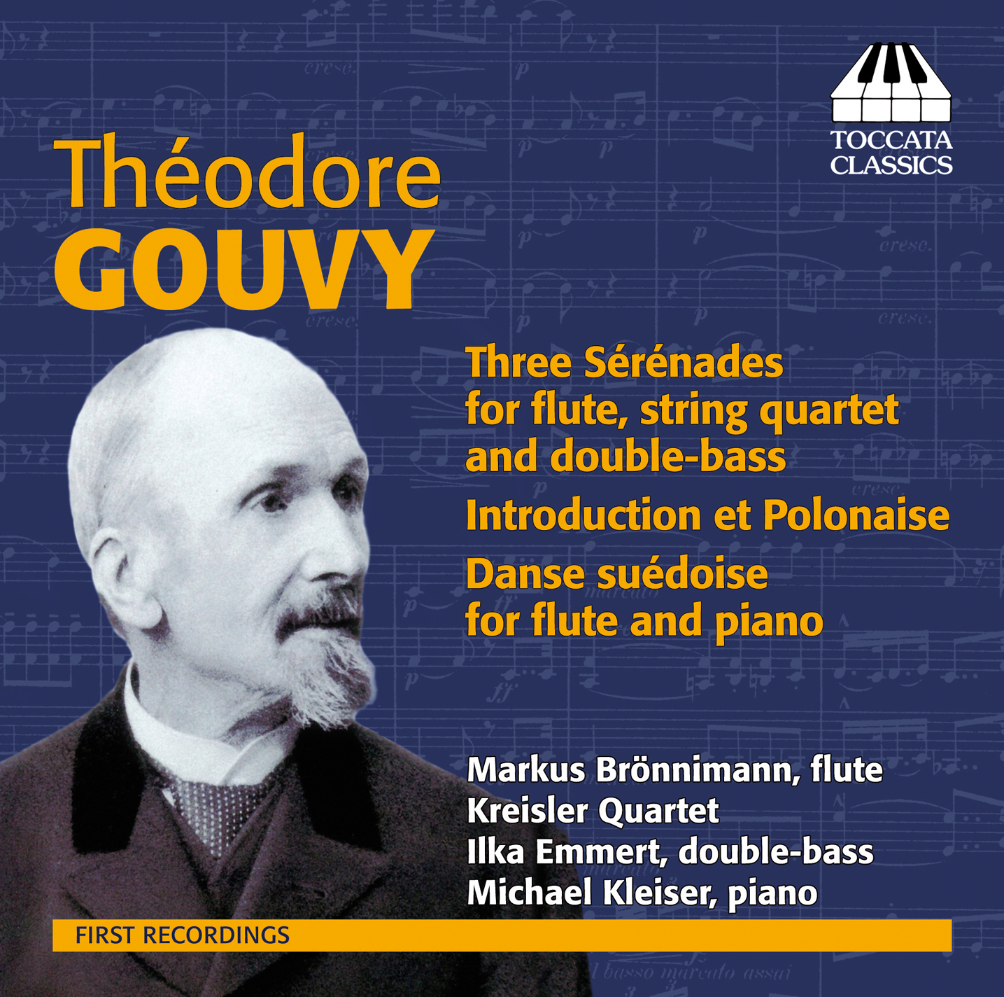 Serenade No. 2 in F Major, Op. 84, Serenade No. 2 in F Major, Op. 84: I. Tema con variazioni: Andante maestoso