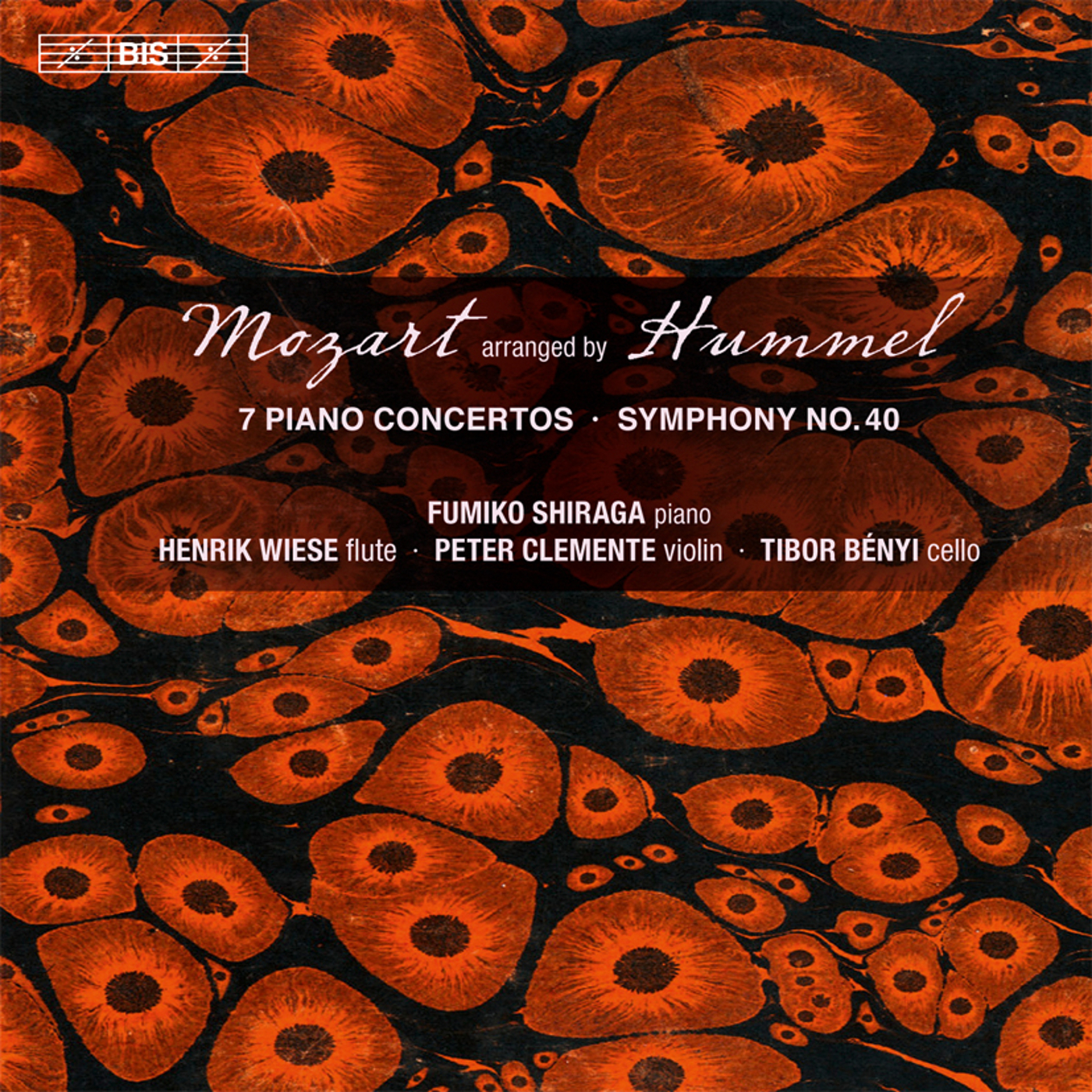 Piano Concerto No. 18 in B-Flat Major, K. 456 (arr. J.N. Hummel for piano, flute, violin and cello), Piano Concerto No. 18 in B-Flat Major, K. 456 (arr. J.N. Hummel for piano, flute, violin and cello): I. Allegro vivace