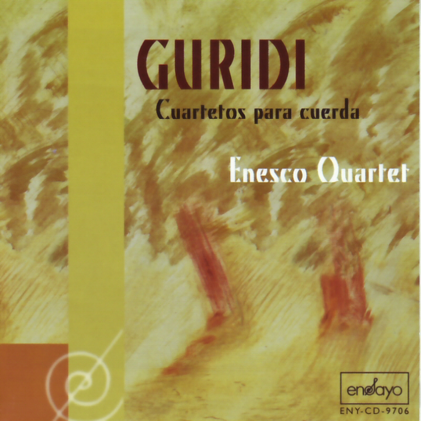 String Quartet No. 1 in G Major, String Quartet No. 1 in G Major: III. Adagio non troppo lento
