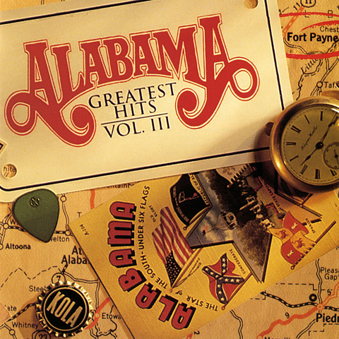 Alabama – If You're Gonna Play In Texas (You Gotta Have A ...