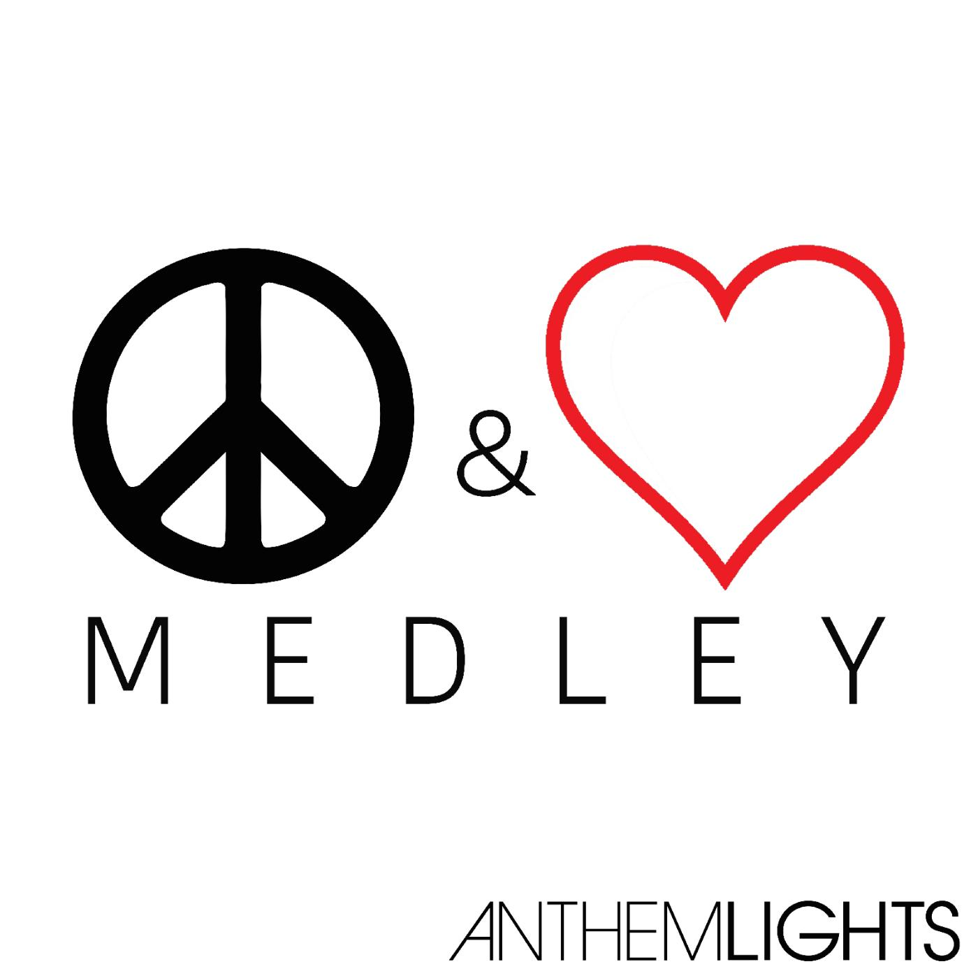 Listen free to anthem lights peace love medley where is the peace love medley where is the love whats going on biocorpaavc Gallery