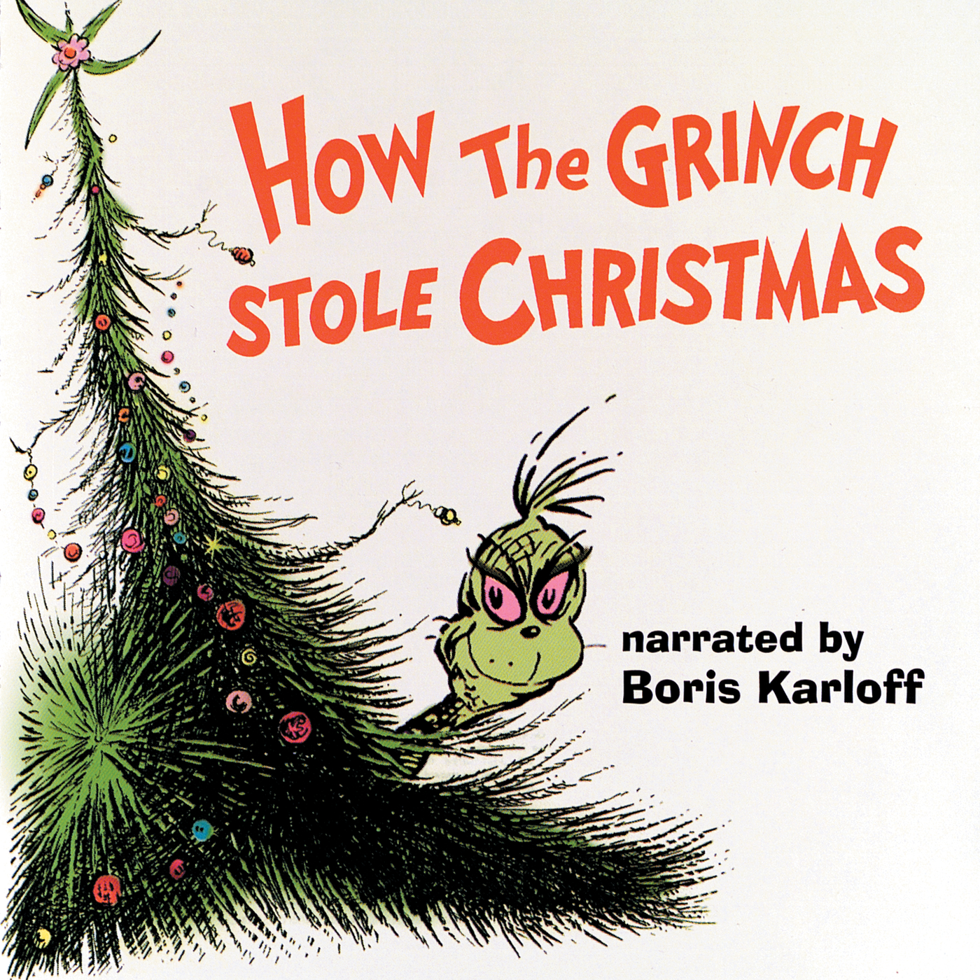 Listen Free to Boris Karloff - How The Grinch Stole Christmas Radio ...