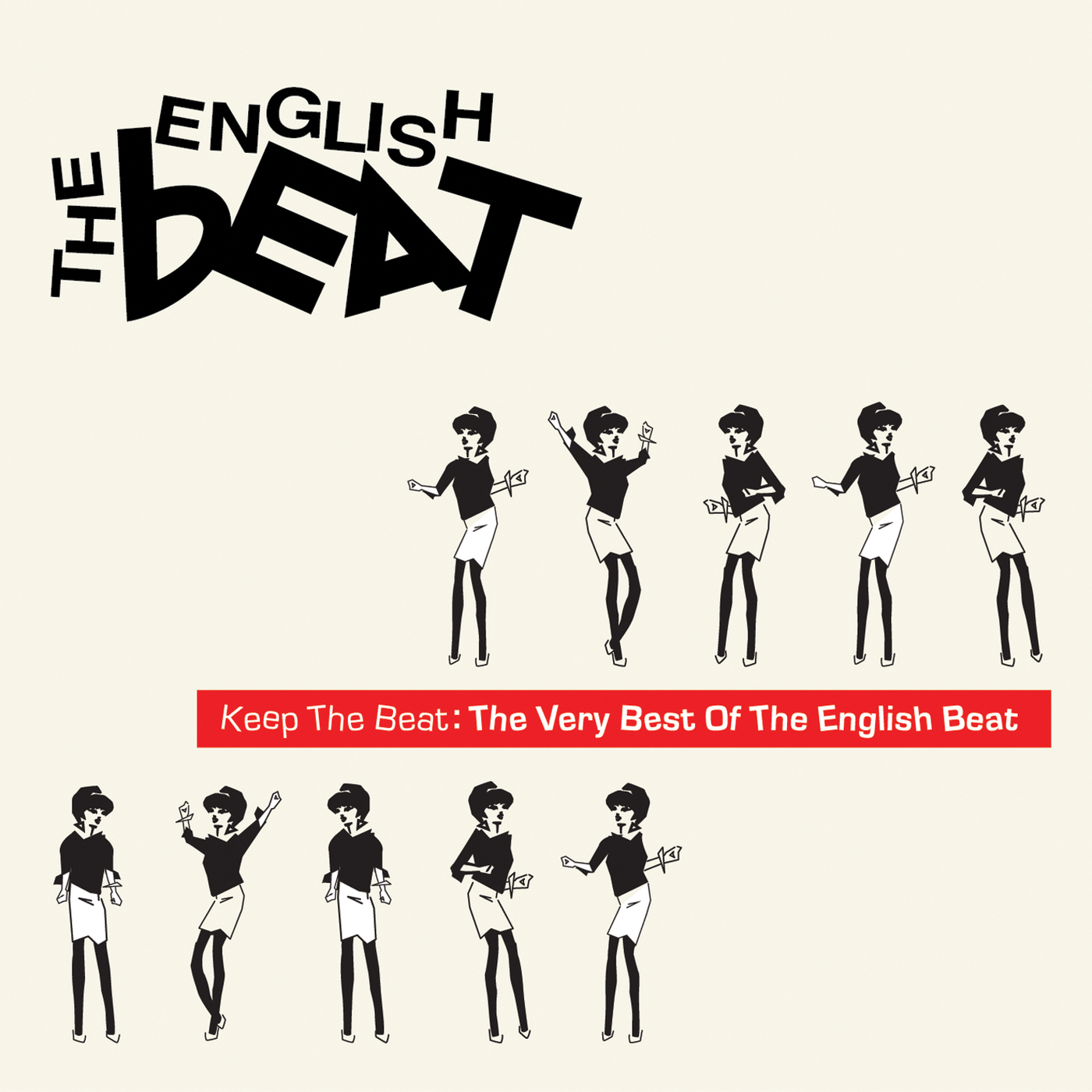 Listen Free to The English Beat - Mirror In the Bathroom Radio ...