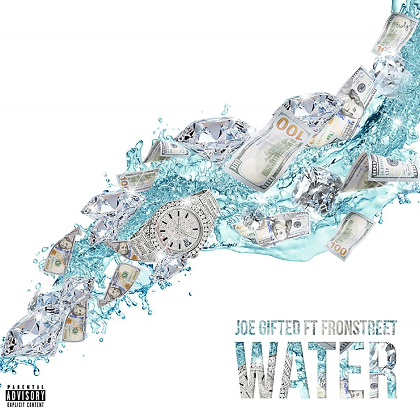 Water (feat. Fronstreet)
